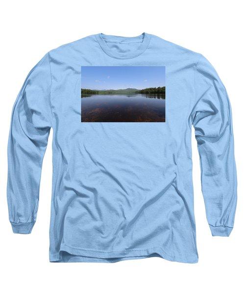 Chororua  Lake Long Sleeve T-Shirt