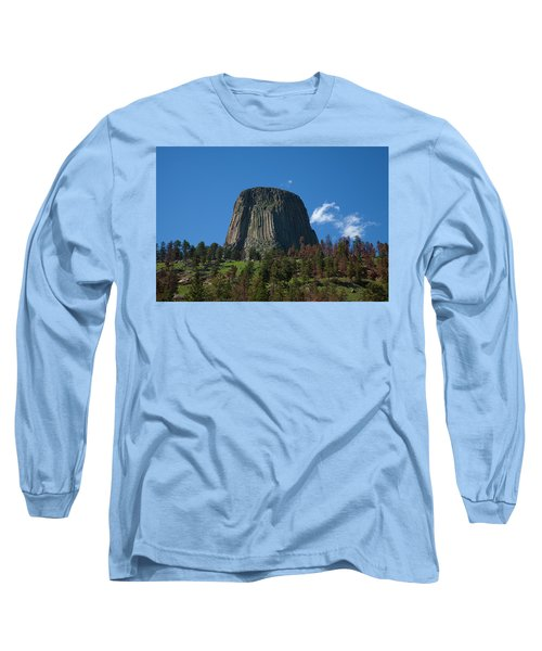 Devil's Tower Long Sleeve T-Shirt