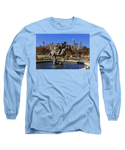 Elizabeth Park At Charlotte Long Sleeve T-Shirt
