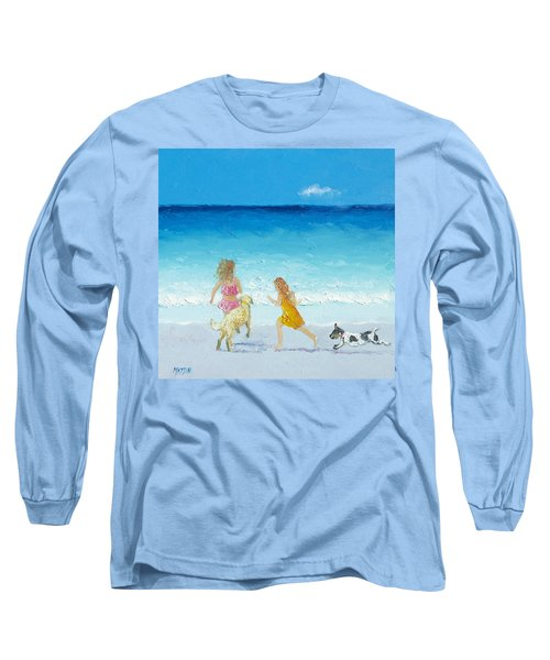 Holiday Fun Long Sleeve T-Shirt