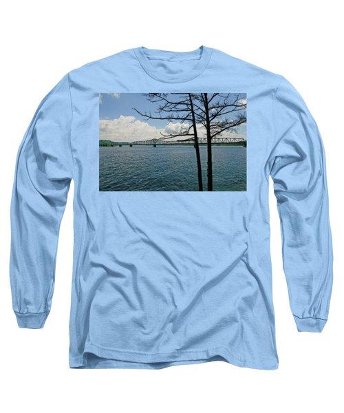 Kimberling City Bridge Long Sleeve T-Shirt