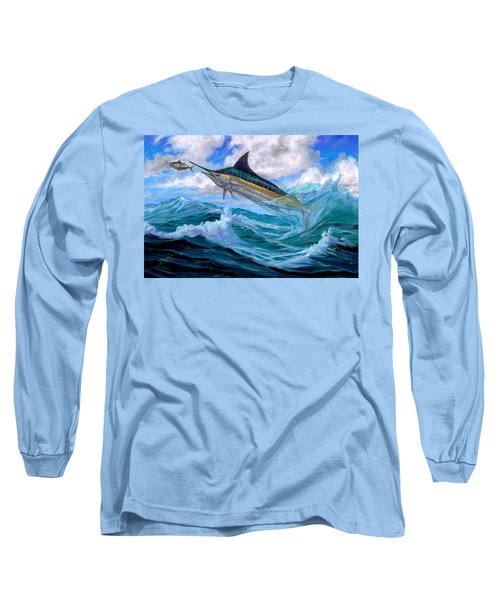 Marlin Low-flying Long Sleeve T-Shirt