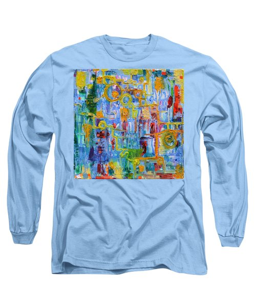 Nonlinear Long Sleeve T-Shirt