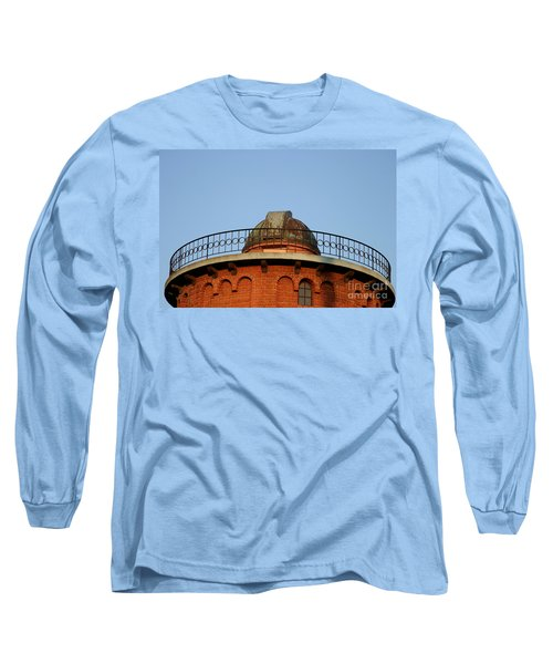 Long Sleeve T-Shirt featuring the photograph Old Observatory by Henrik Lehnerer