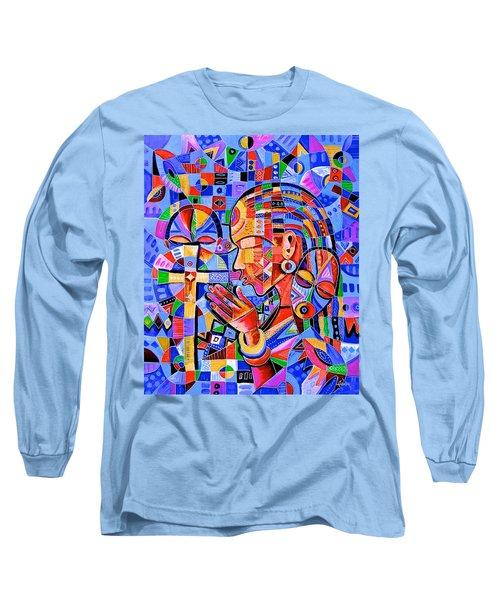 Prayer Long Sleeve T-Shirt