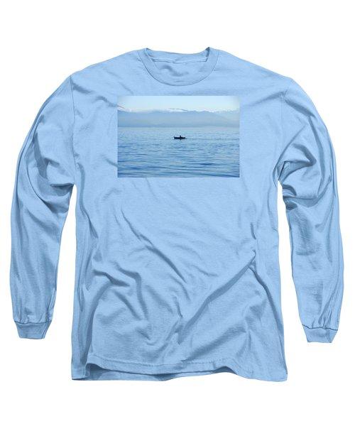 Serenity Long Sleeve T-Shirt by Marilyn Wilson