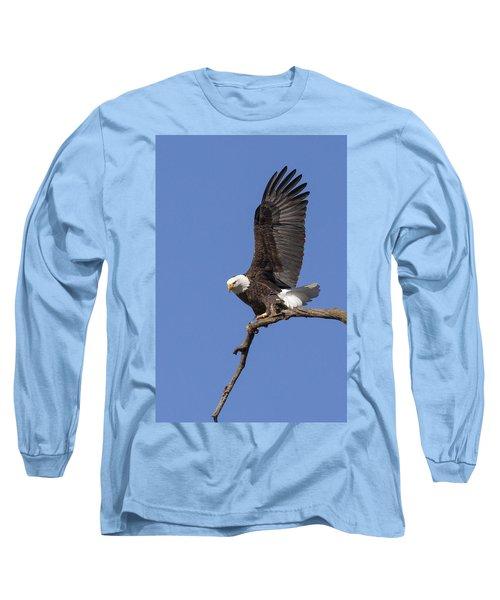 Smooth Landing 3 Long Sleeve T-Shirt