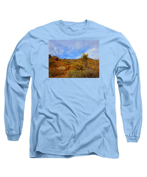 Springtime In Arizona Long Sleeve T-Shirt