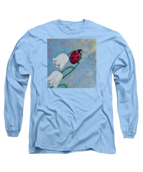 Still Holding On Long Sleeve T-Shirt