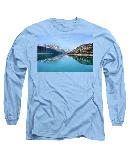 Symmetry Long Sleeve T-Shirt by Kristin Elmquist