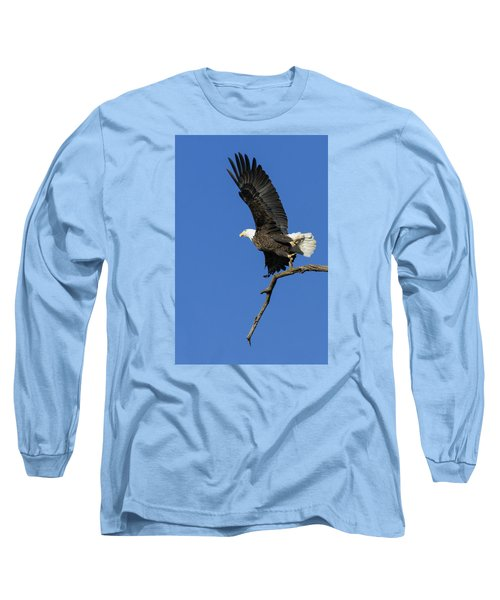 Take Off 2 Long Sleeve T-Shirt by David Lester