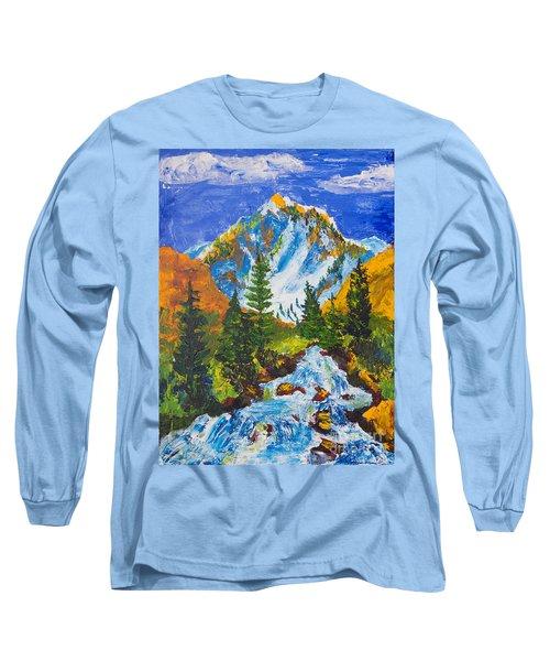 Taylor Canyon Run-off Long Sleeve T-Shirt