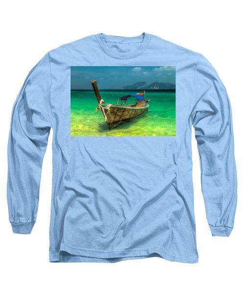 Thai Longboat Long Sleeve T-Shirt