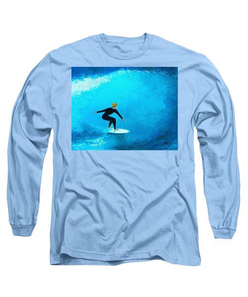 The Surfer Long Sleeve T-Shirt