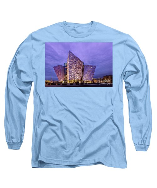 Unsinkable Long Sleeve T-Shirt