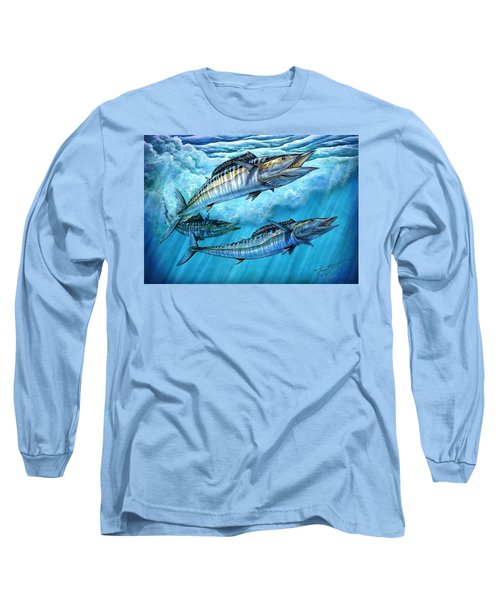 Wahoo In Freedom Long Sleeve T-Shirt