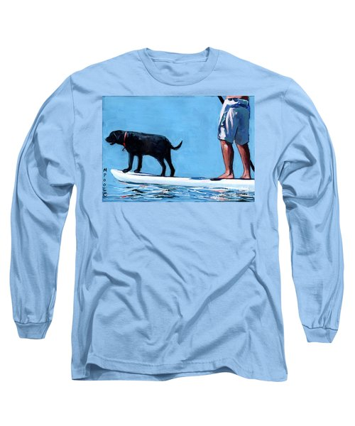 You Me And The Sea Long Sleeve T-Shirt