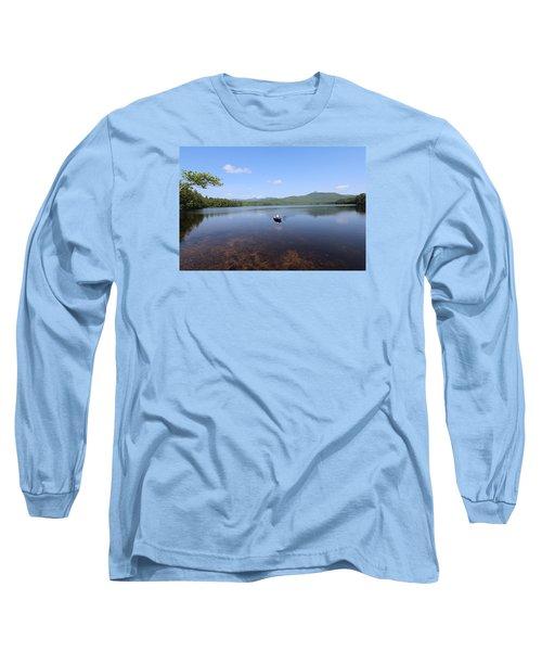 Chocorua Lake  Nh Long Sleeve T-Shirt