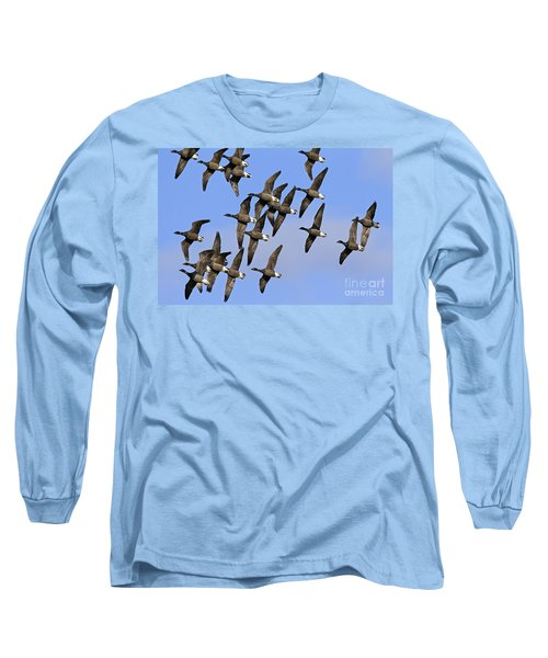 Long Sleeve T-Shirt featuring the photograph 130109p166 by Arterra Picture Library