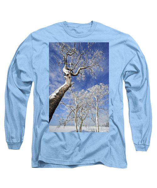 Long Sleeve T-Shirt featuring the photograph 130201p343 by Arterra Picture Library
