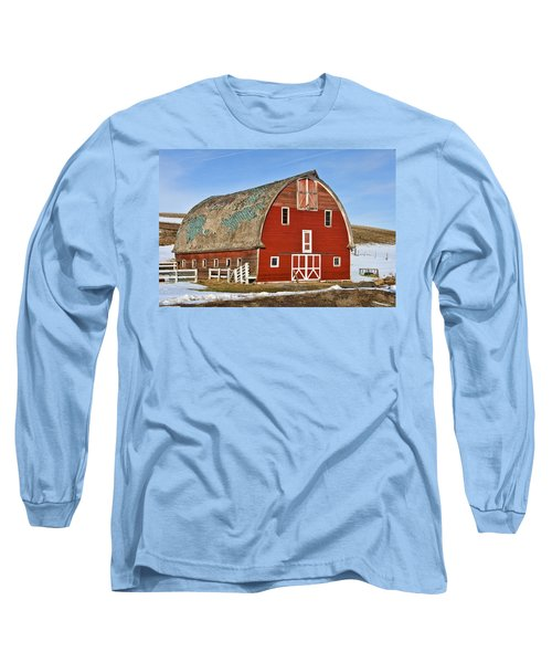 1927 Barn Long Sleeve T-Shirt