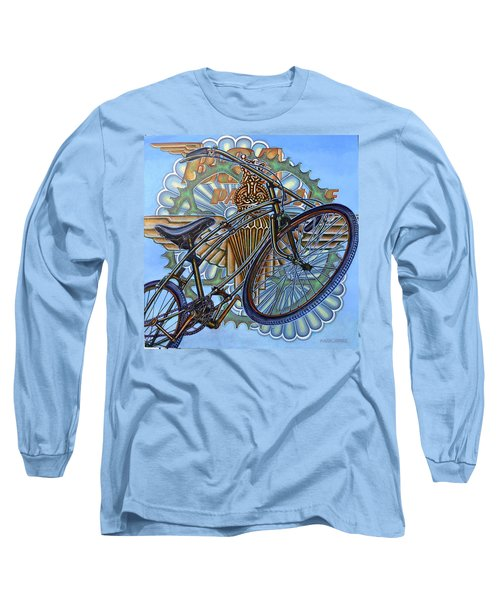 Bsa Parabike Long Sleeve T-Shirt