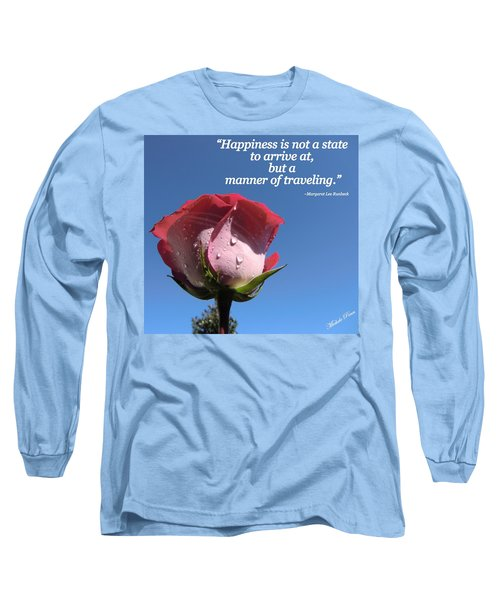 Choose Your Quote Choose Your Picture 23 Long Sleeve T-Shirt