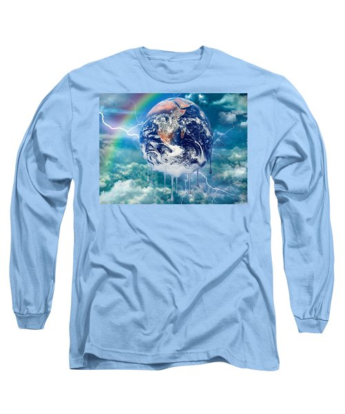Climate Change Long Sleeve T-Shirt