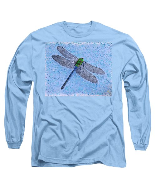 Dragonfly Long Sleeve T-Shirt
