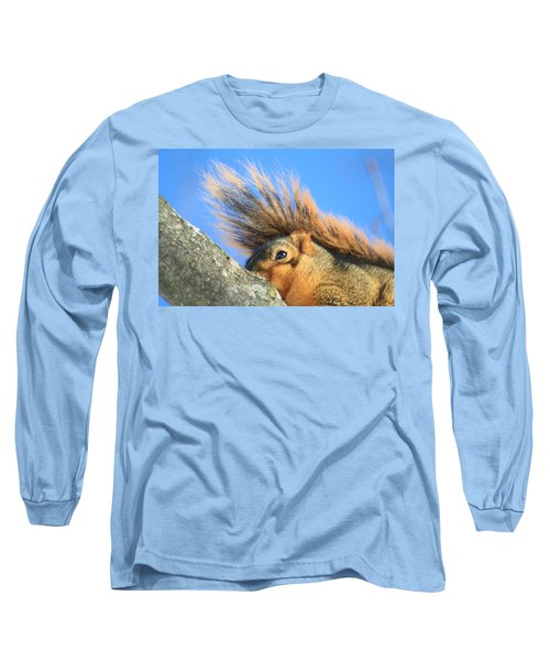 Eastern Fox Squirrel Long Sleeve T-Shirt