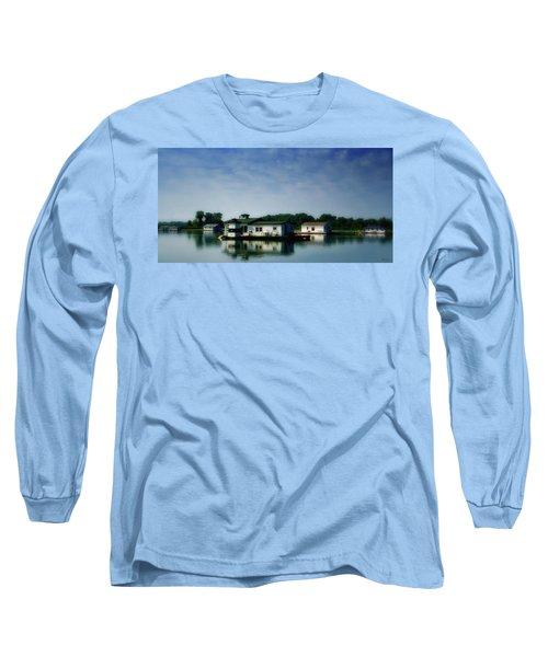 Horseshoe Pond Long Sleeve T-Shirt