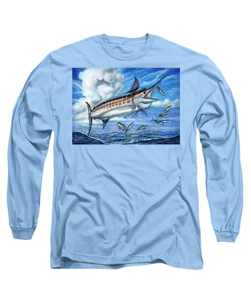 Marlin Queen Long Sleeve T-Shirt