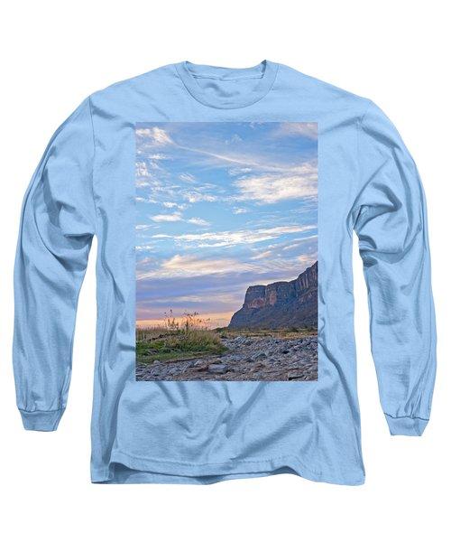Santa Elena Sunrise Long Sleeve T-Shirt