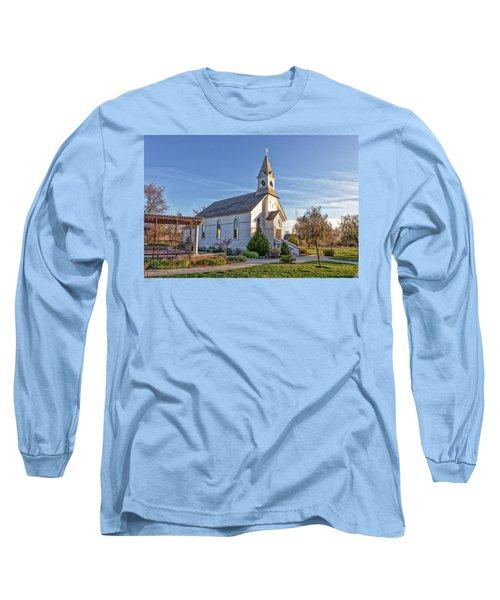 St. Mary's Chapel Long Sleeve T-Shirt