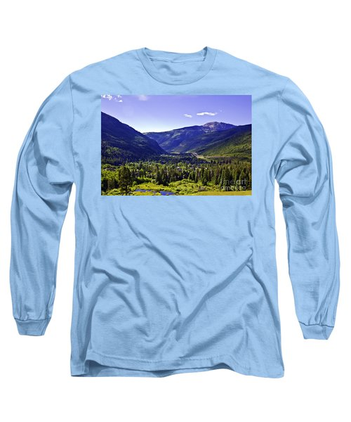 Vail Valley View Long Sleeve T-Shirt