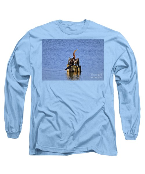 Wet Wings Long Sleeve T-Shirt