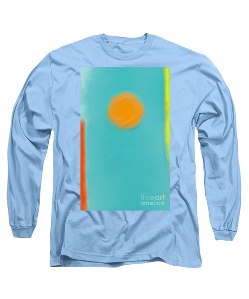 Lily Pond Long Sleeve T-Shirt by Anita Lewis