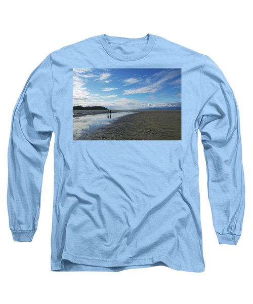 Evening Reflections  Long Sleeve T-Shirt