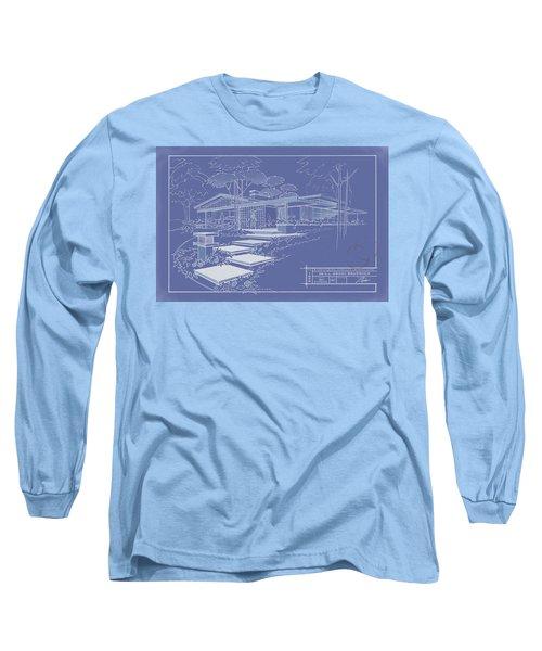 301 Cypress Drive - Reverse Long Sleeve T-Shirt