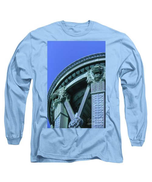 35x11 Perrys Victory Memorial Photo Long Sleeve T-Shirt