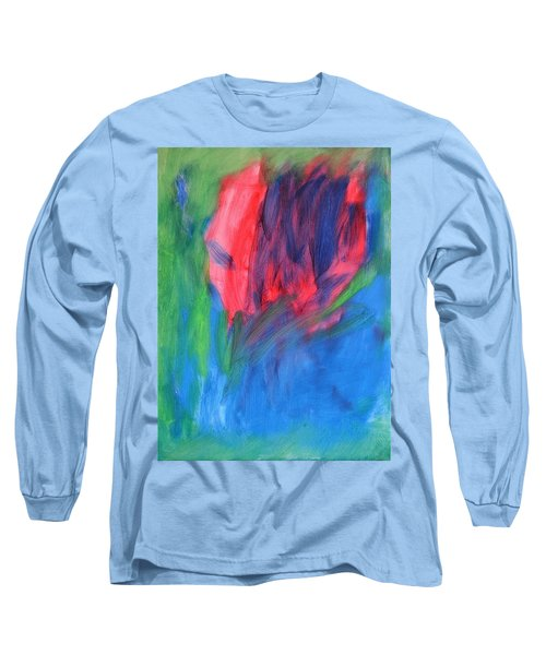 4-13-2013 Long Sleeve T-Shirt by Shawn Marlow