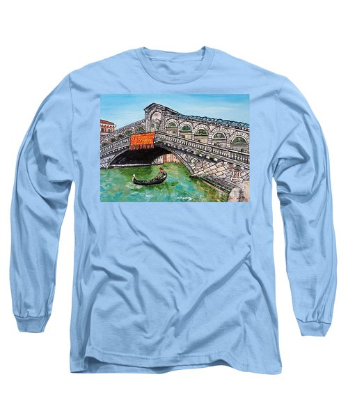 Ponte Di Rialto Long Sleeve T-Shirt