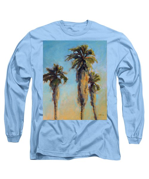 Pacific Breeze Long Sleeve T-Shirt