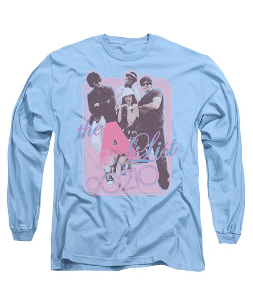 90210 - The A List Long Sleeve T-Shirt