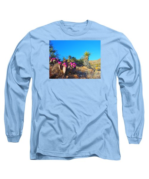 A Dangerous Yet Beautiful Land Long Sleeve T-Shirt