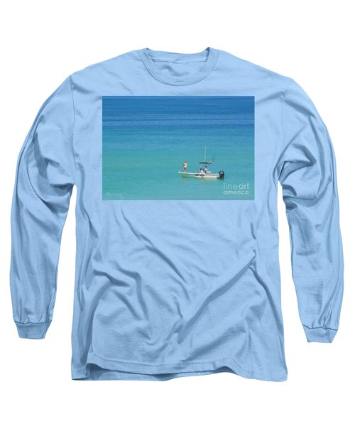 A Great Way To Spend A Day Long Sleeve T-Shirt