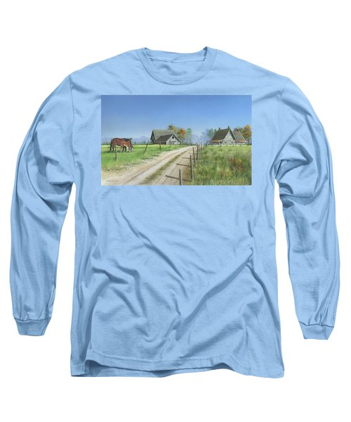A New Beginning Long Sleeve T-Shirt