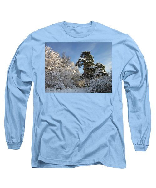 A Perfect Winterday Long Sleeve T-Shirt