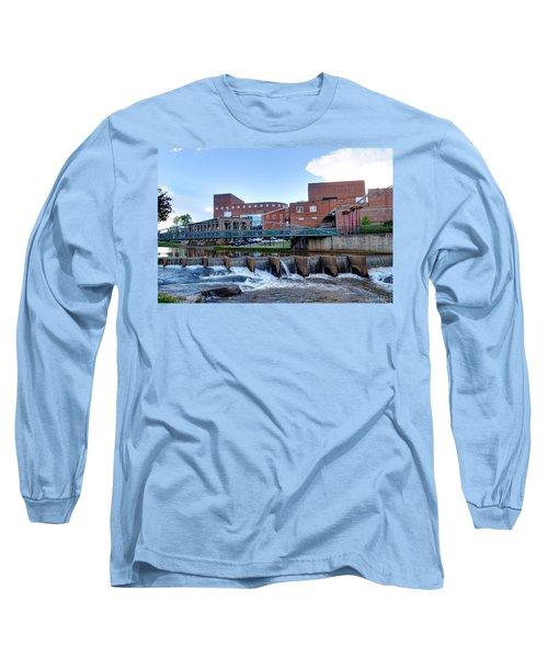 A River Runs Through It 2 Long Sleeve T-Shirt