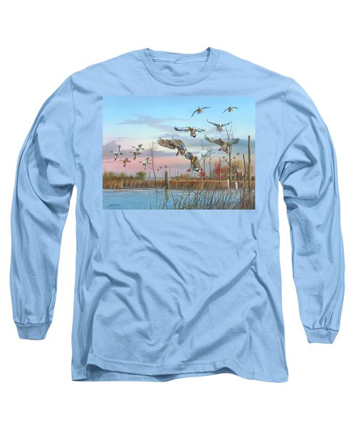 A Safe Return Long Sleeve T-Shirt